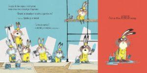 rêve de lapin littérature enfantine